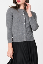 Margaret O'Leary Pearl Cardigan - Product Mini Image
