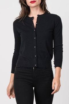 Margaret O'Leary Pearl Cardigan - Product List Image