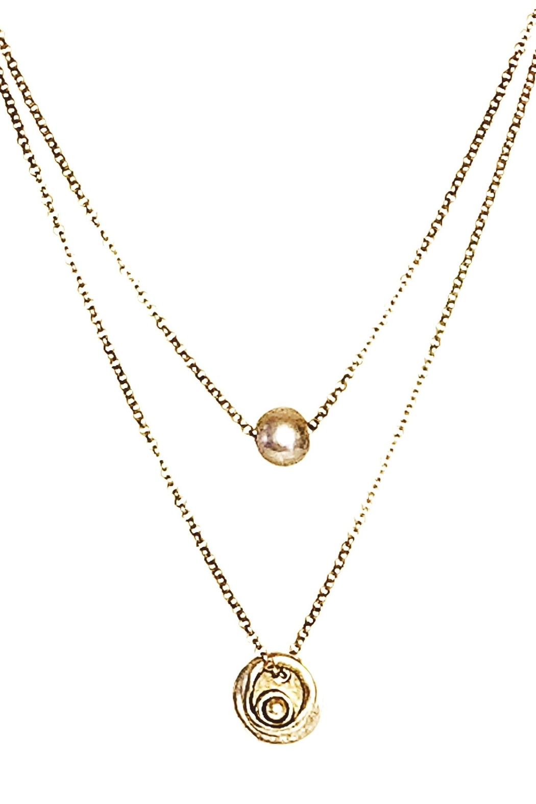 76ceb19dea51ba Volare Pearl Charm Necklace from Maryland by Leila Jewels — Shoptiques