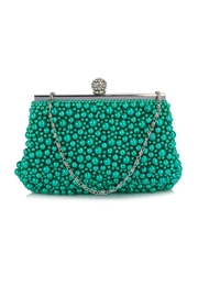 Scarecrow Pearl Clutch Bag - Product Mini Image