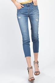 easel Pearl Denim jeans - Product Mini Image