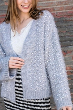POL Pearl Detail Sweater - Product List Image