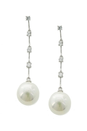 Wild Lilies Jewelry  Pearl Drop Earrings - Product Mini Image
