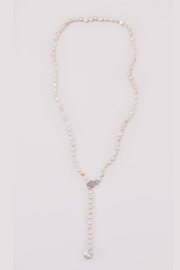 Handmade Designs Pearl Drop Necklace - Product Mini Image