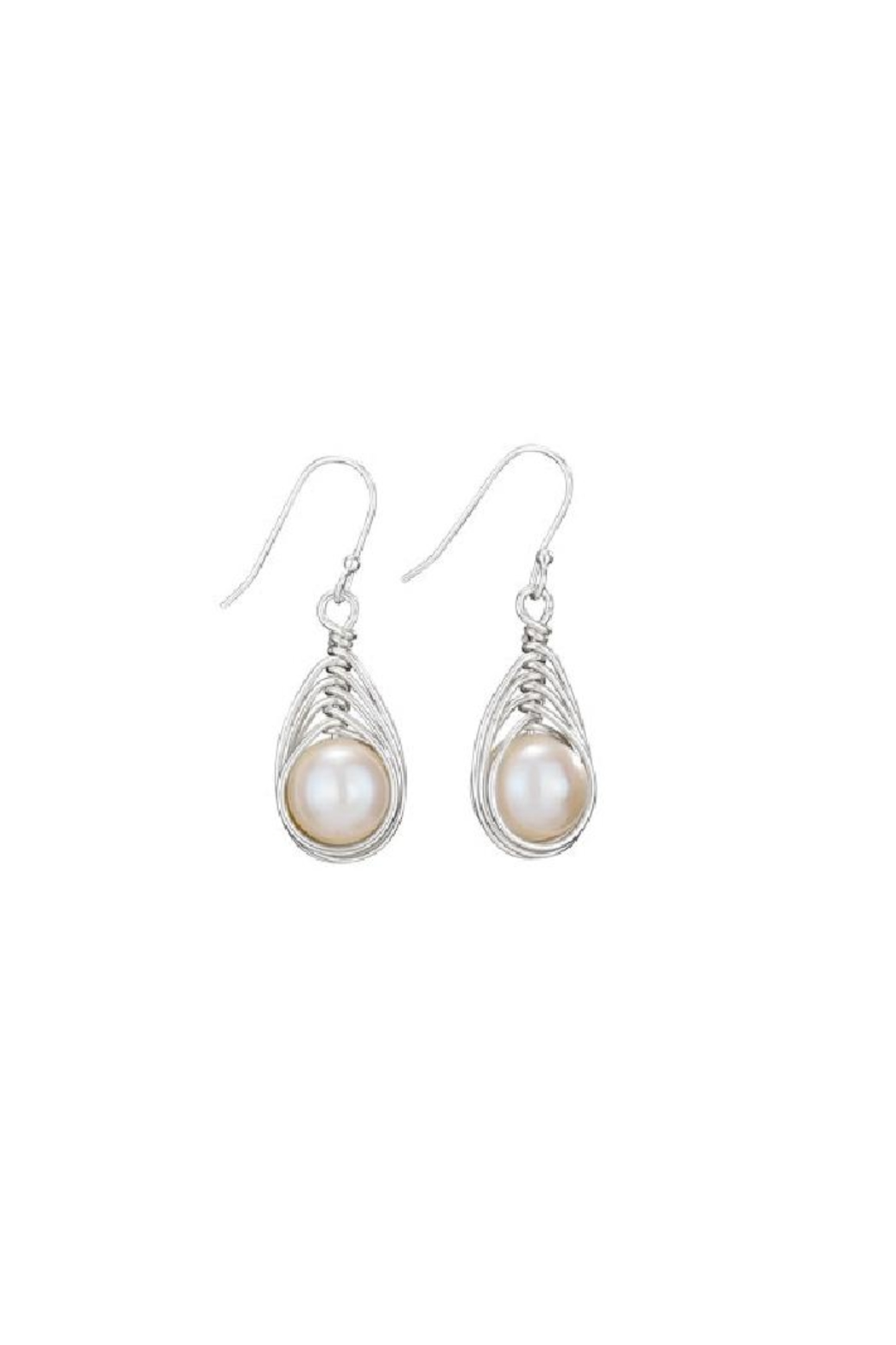 c2ca64f10 Tiger Mountain Pearl Earring from Cambridge by Esmeralda — Shoptiques