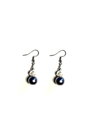 Love's Hangover Creations Pearl Earrings - Product Mini Image