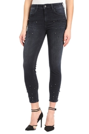 Mavi Jeans Pearl Embellished Denim - Product Mini Image