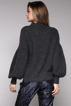 Do & Be Pearl Front Sweater - Alternate List Image