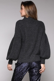 Do & Be Pearl Front Sweater - Side cropped