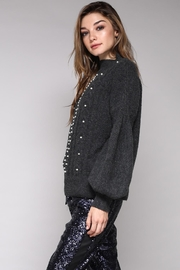 Do & Be Pearl Front Sweater - Front full body