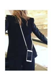 Hera Pearl Iphone Strap - Front full body