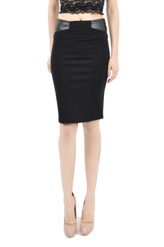 Shoptiques Product: Pearl Knee Skirt