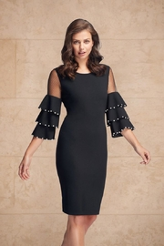 Frank Lyman Pearl Knit Dress - Product Mini Image