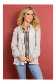 Simply Noelle Pearl Knit Tunic - Product Mini Image