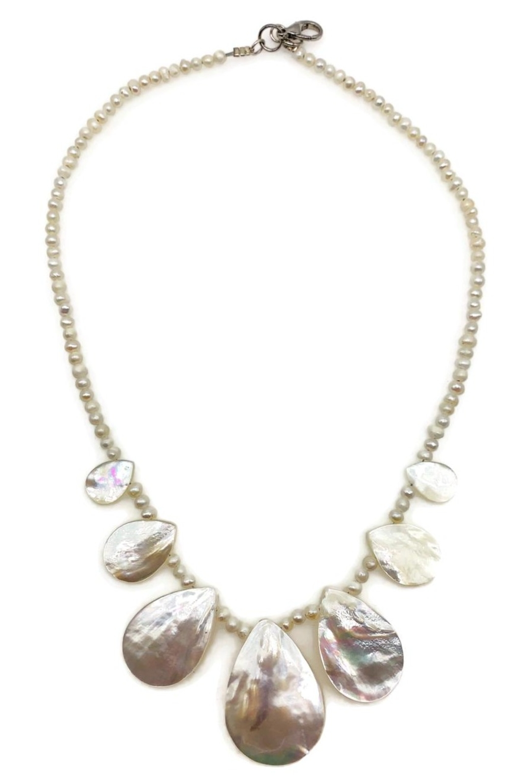 Ananda Chicago  Pearl Necklace - Main Image