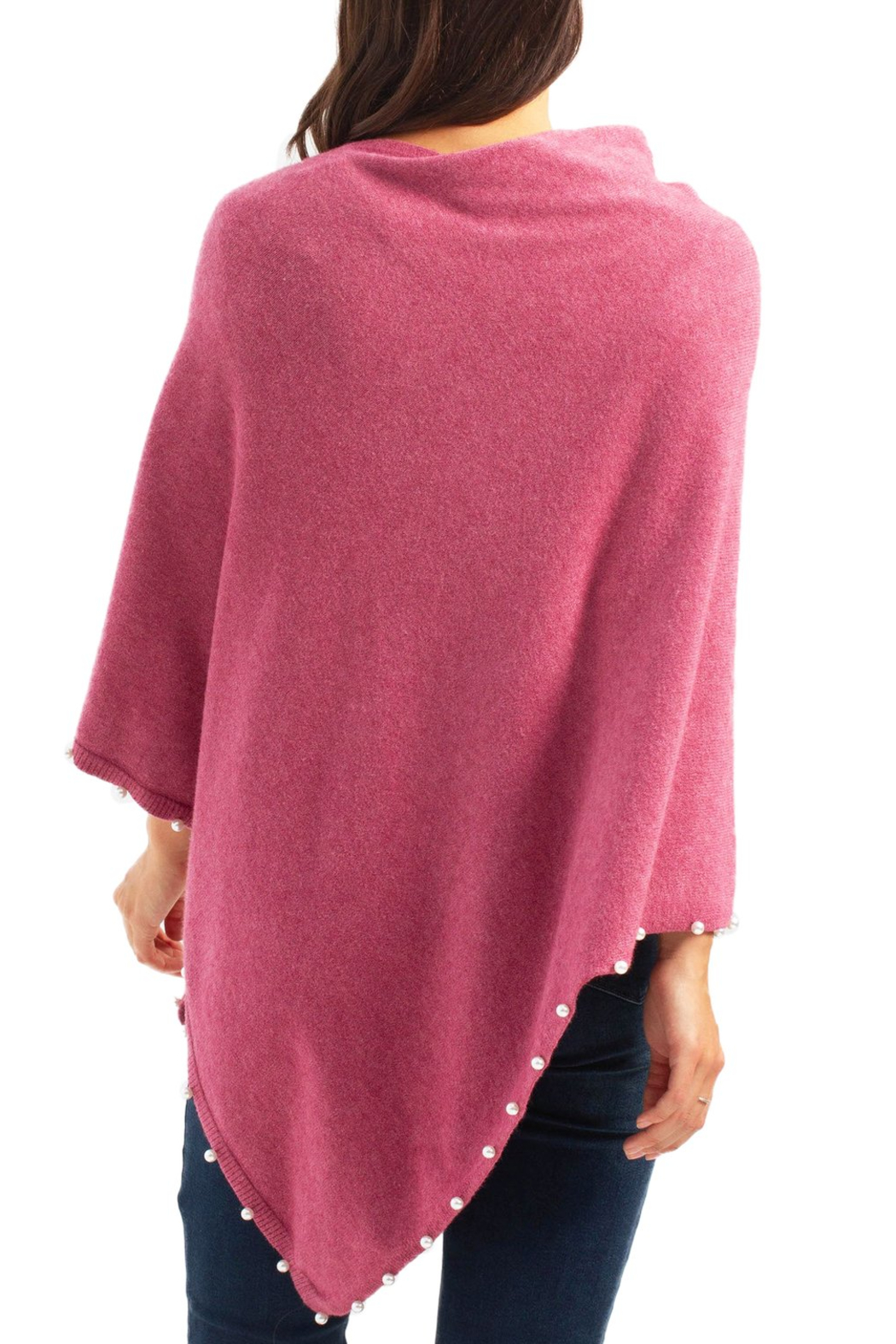 Charlie B Pearl Poncho - Front Full Image