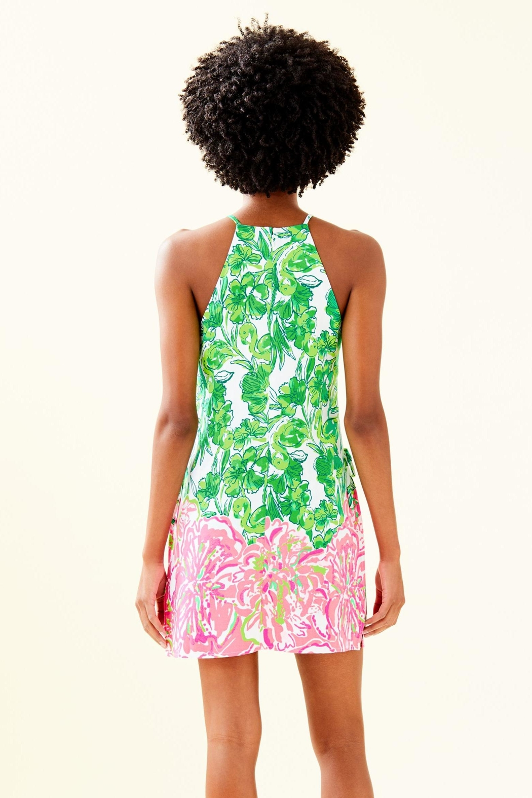 Lilly Pulitzer Pearl Romper - Front Full Image