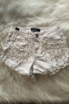 Tiny House of Fashion Pearl Shorts - Alternate List Image