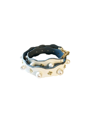 be clear handbags Pearl Strap - Front cropped