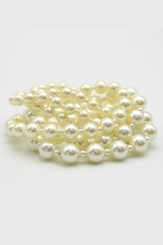 Embellish Pearl Stretch Bracelet - Product Mini Image