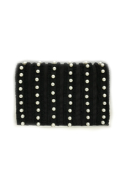 INZI Pearl Studded Handbag - Product Mini Image