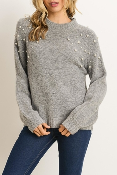 Shoptiques Product: Pearl Sweater