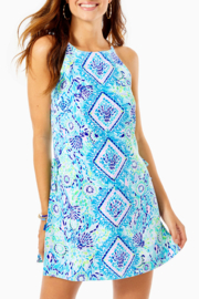 Lilly Pulitzer  Pearl Woven Romper - Product Mini Image