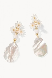 Spartina 449 Pearlescent Garden Party Earrings - Product Mini Image