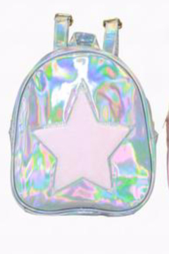Shoptiques Product: Pearlized Back Pack