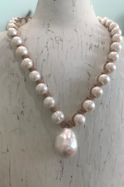 Lily Chartier Pearls Pearls And Leather - Product Mini Image