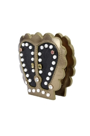 Vendula London Pearly-Queen Coin Purse - Side cropped