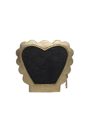 Vendula London Pearly-Queen Coin Purse - Front full body