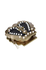 Vendula London Pearly-Queen Coin Purse - Back cropped