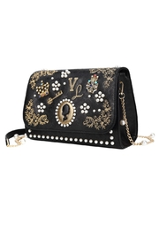 Vendula London Pearly-Queen Shoulder Bag - Side cropped