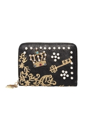 Vendula London Pearly-Queen Zip-Around Wallet - Product Mini Image