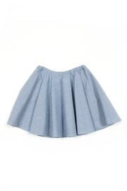 Peas and Queues Twirl Circle Skirt - Product Mini Image