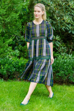 Gretchen Scott  Peasant Dress - Alternate List Image