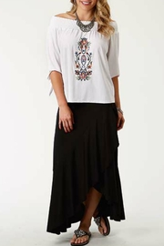 Roper Peasant Top - Product Mini Image