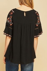LuLu's Boutique Peasant Top - Side cropped