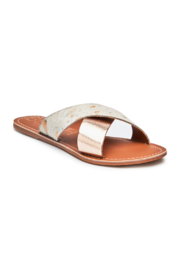 Matisse Pebble Cross Strap Sandals - Product Mini Image