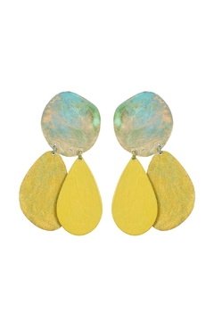 We Dream In Colour Pebble Earring - Alternate List Image