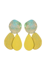 We Dream In Colour Pebble Earring - Product Mini Image