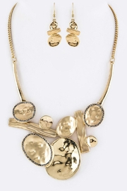 Nadya's Closet Pebble Necklace Set - Front cropped
