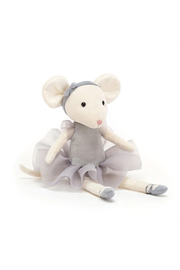 Jellycat Pebble Pirouette Mouse - Product Mini Image