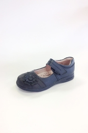 Pediped Footwear Navy Mary Jane Shoes - Product Mini Image