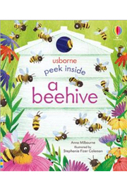 Usborne Peek Inside A Beehive - Product Mini Image