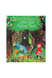 Usborne Peek Inside A Fairy Tale: Little Red Riding Hood - Product Mini Image