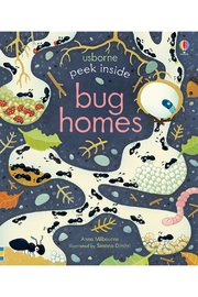 Usborne Peek Inside Bug Homes - Product Mini Image