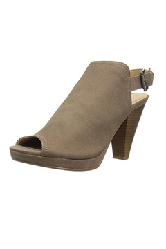 Shoptiques Product: Peep-Toe Booties
