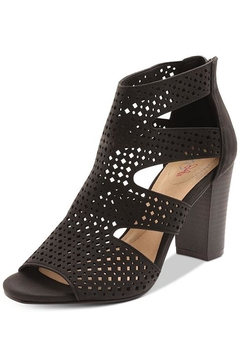 Shoptiques Product: Peep-Toe Cutout Heel